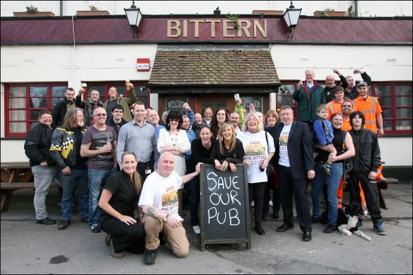 Campaigners fight once again to try and save pub