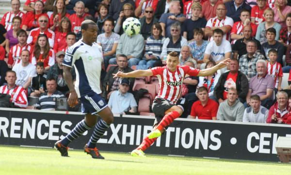 Saints held at home by West Brom