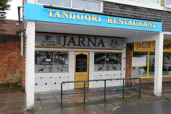 Jarna Indian restaurant