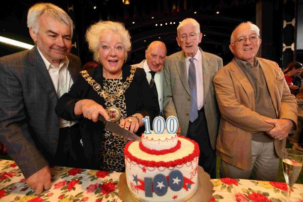 A right Royal 100th birthday for theatre