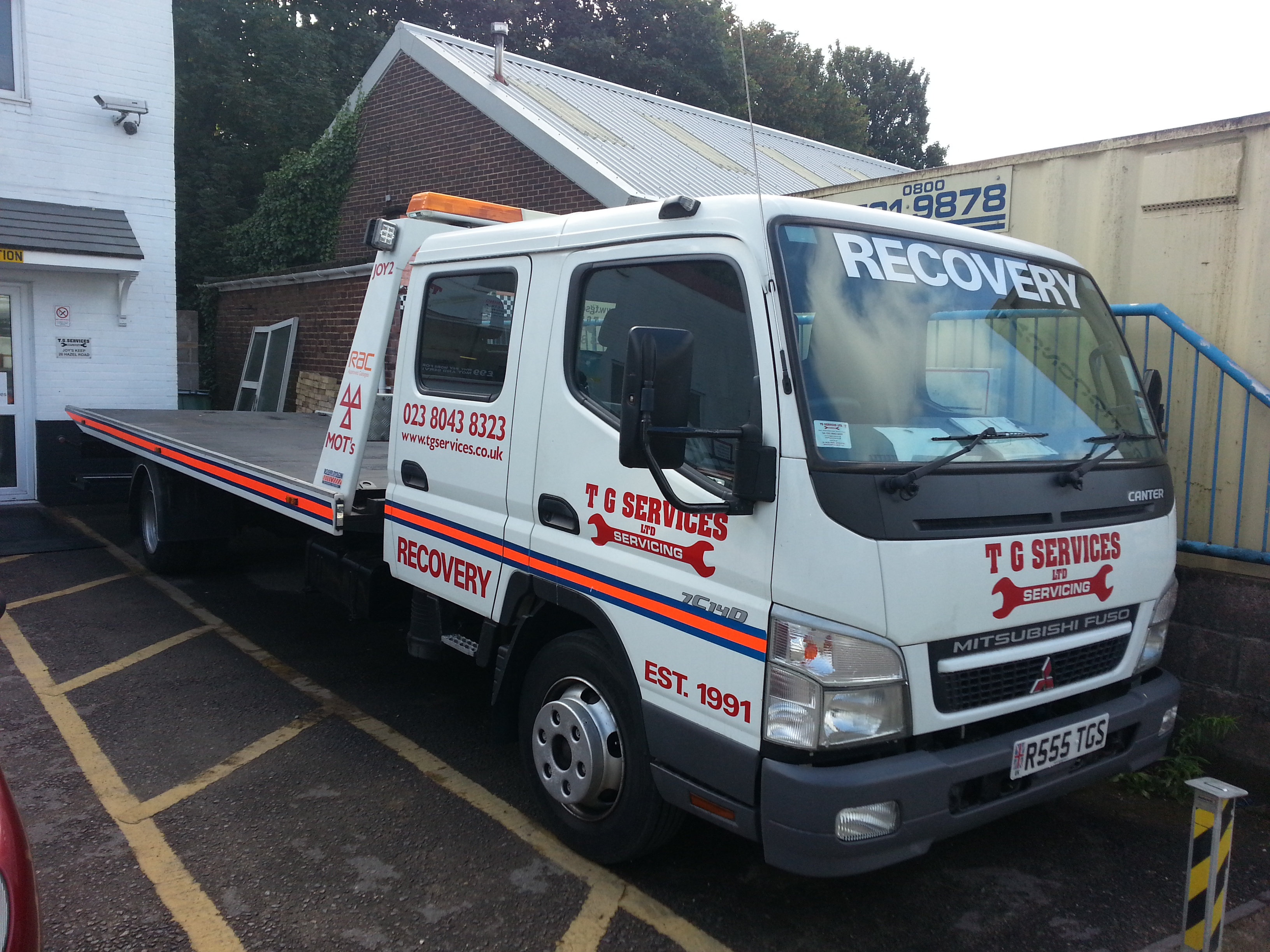 Car Body Repair Woolston Southampton