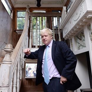 Boris Johnson is in the running for