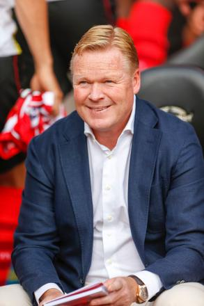 Saints boss Ronald Koeman