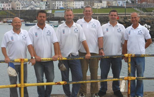The Angling Trust England boat team