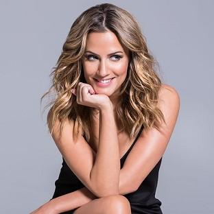 Caroline Flack, who has been c