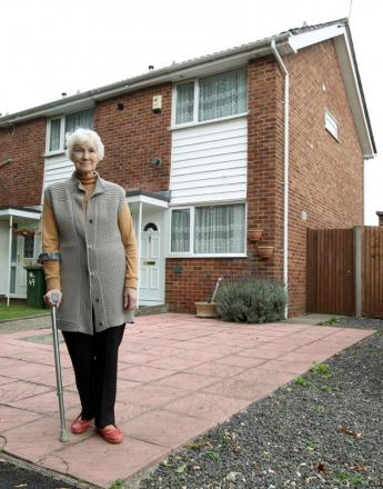 Council bans disabled woman from parking on her driveway
