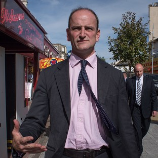 Douglas Carswell's decision to join Nigel Farage's party and trigger a by-election shocked Westminster