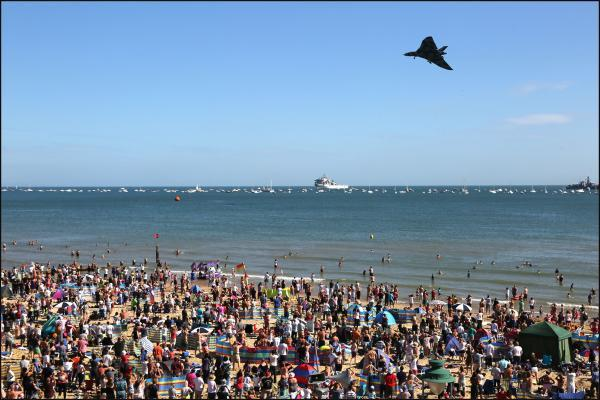 Record-breaking year at air show