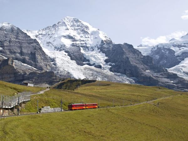 SWITZERLAND: The mountainous country has a free trade agreement with the EU.