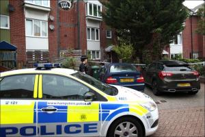 Police probe after body found in flat