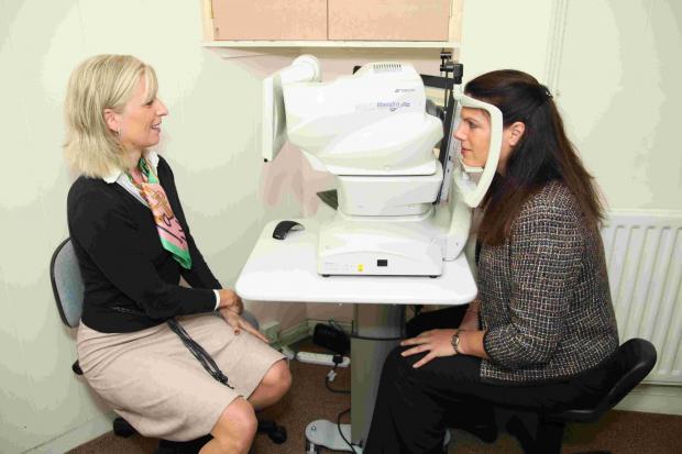 Scanner can help detect early eye disease