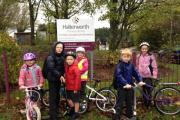 Halterworth Primary School is staging a second-hand cycle sale this Saturday