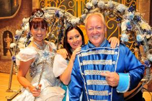 Panto review: Cinderella at the Anvil in Basingstoke