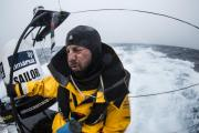 Walker continues Volvo Ocean Race chase