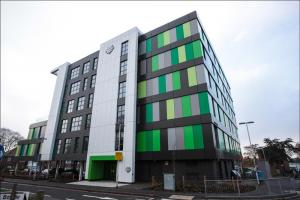 Hospital's new accomodation for families of sick children due to open
