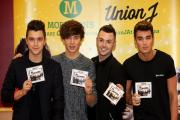 Union-J at Morrisons - The Pictures