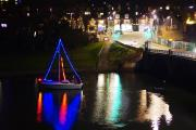 Caught on Camera: John Scamell catches Christmas boat