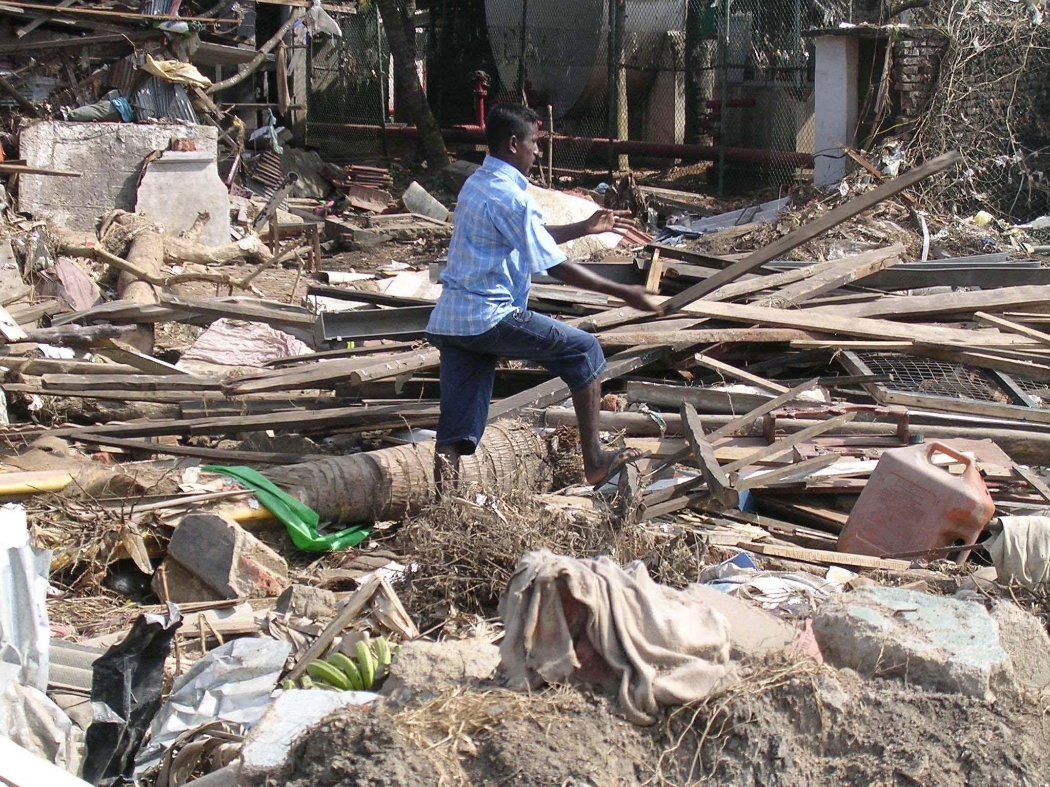 Boxing Day Tsunami 2004 Responses Boxing Day Tsunami of 2004