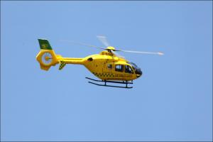 Air ambulances to fly at night in Hampshire - thanks to £5million global bank fines