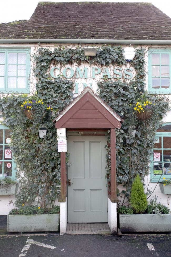 The Compass Inn, Winsor