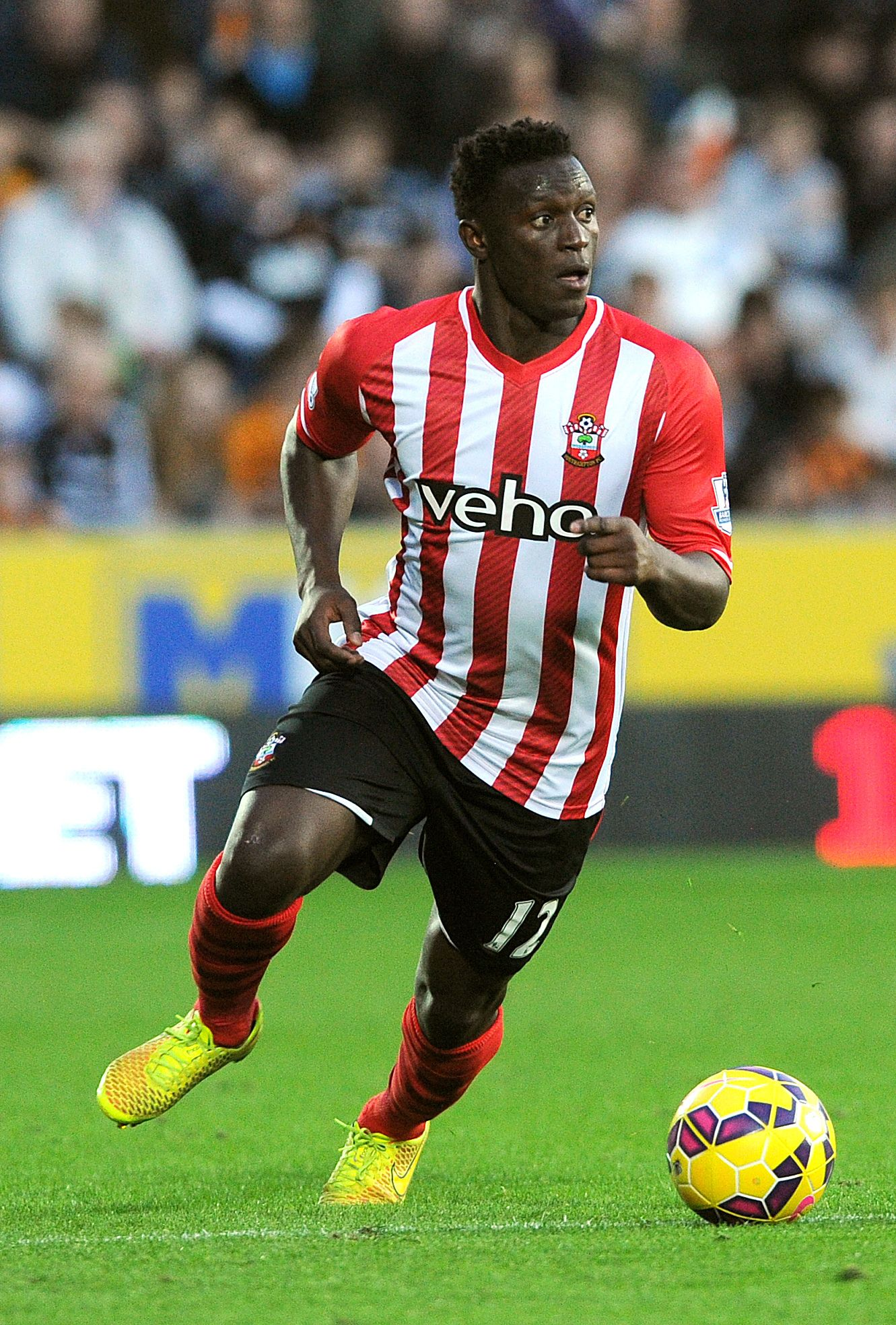 Victor Wanyama left out of the Southampton squad to face Norwich