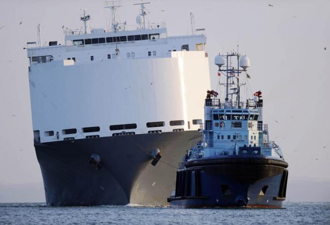 BREAKING: Government praises Hoegh Osaka recovery