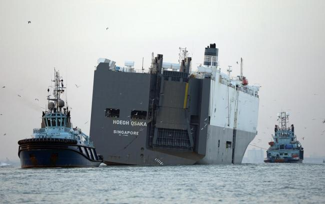Hampshire's leaders say ships must never again capsize in