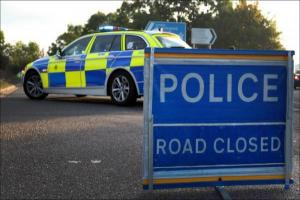 Car passenger killed after crash involving a lorry