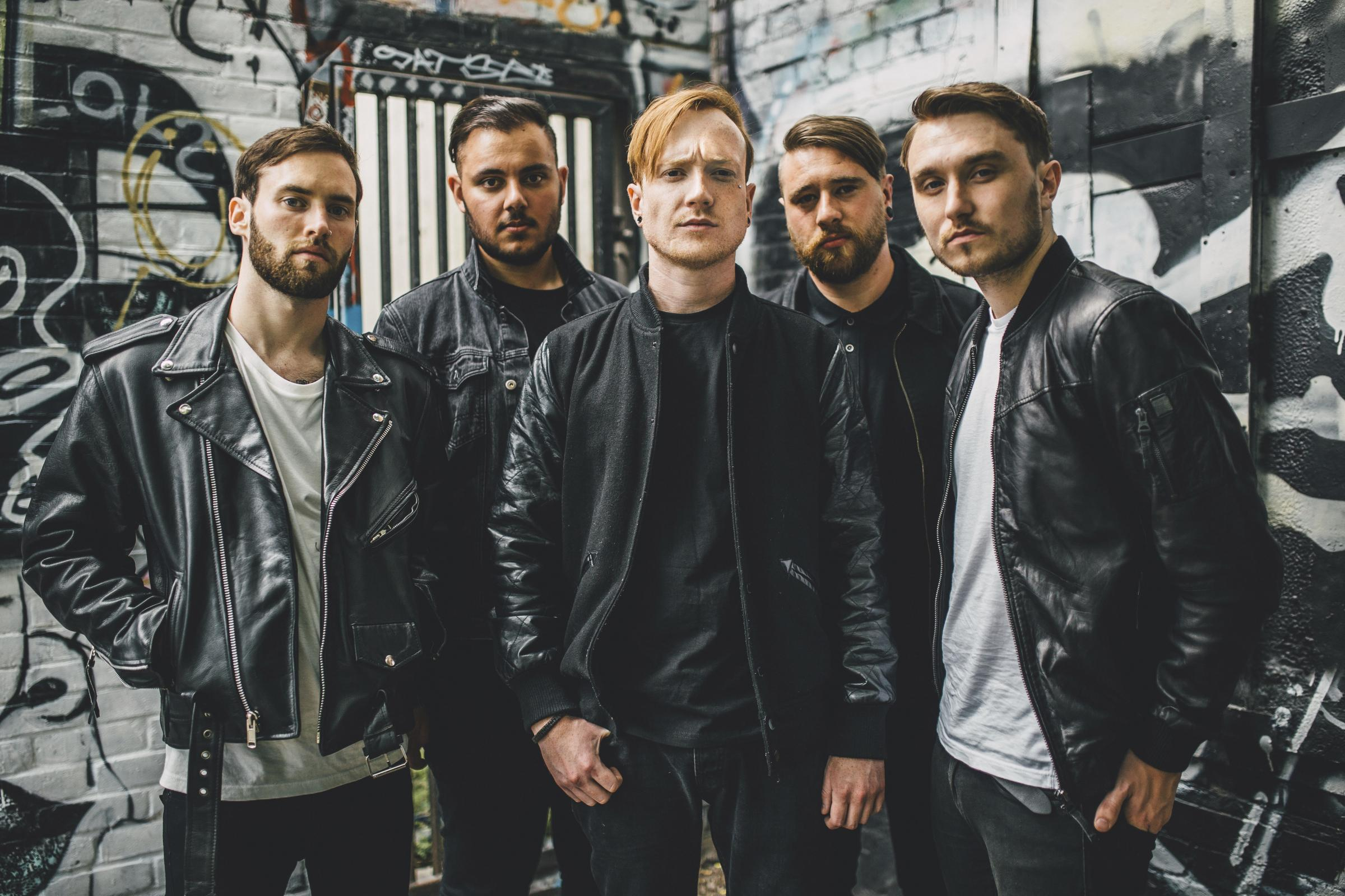 Acclaimed rockers Mallory Knox to headline Southampton's Takedown Festival