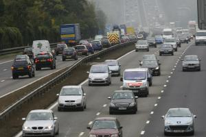 Crash causes long delays on Hampshire motorway