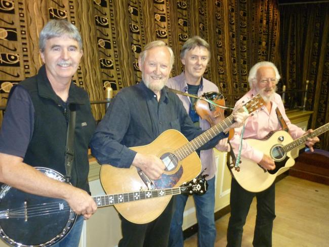 REVIEW: The Dublin Legends (formerly The Dubliners) at Eastleigh's Concorde