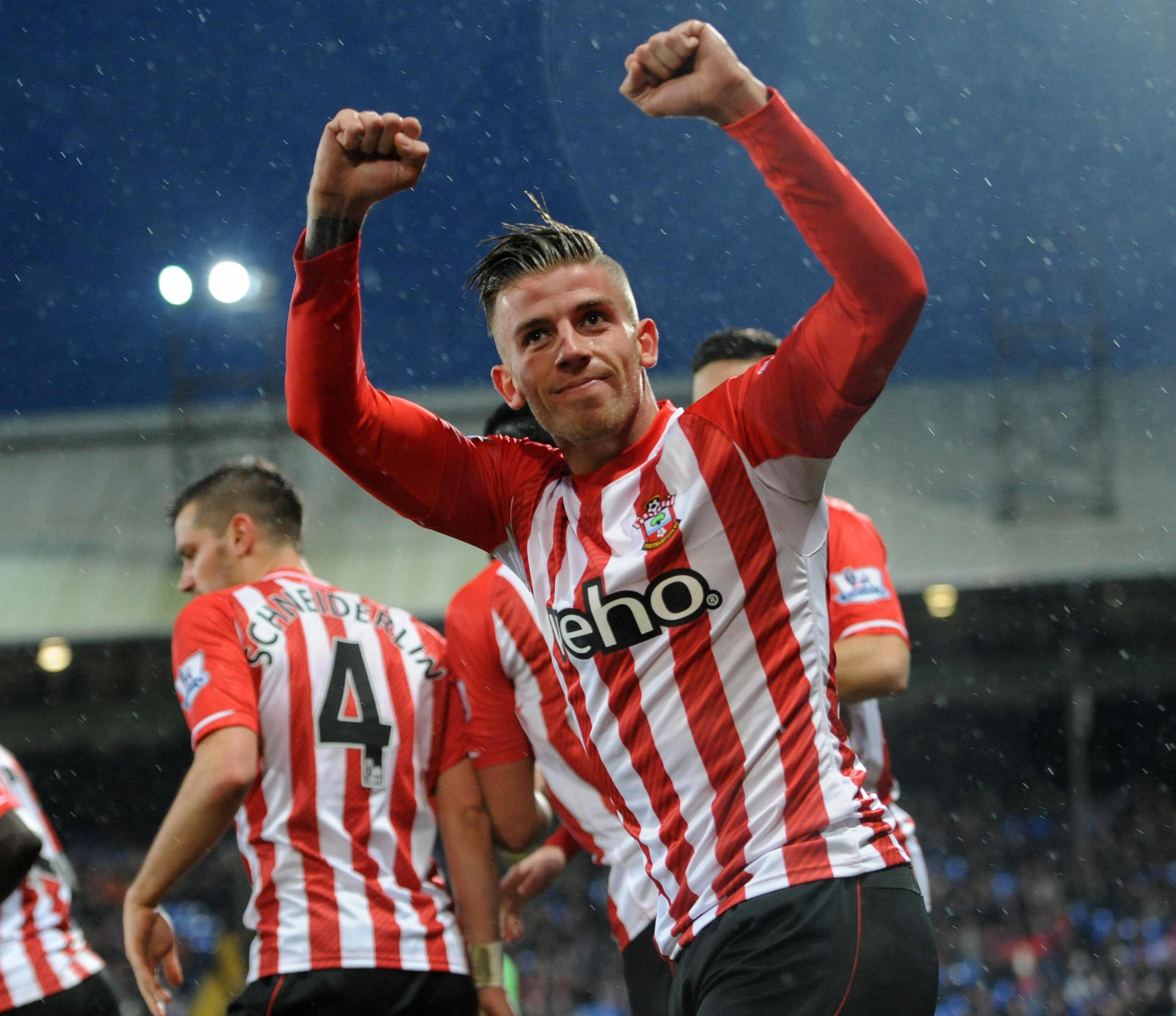 I gave everything for Southampton says Tottenham s Toby