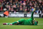 Fraser Forster ruled out for the season