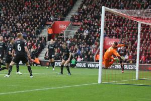 Southampton 2-0 Burnley: In pictures