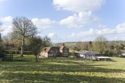 Beautiful in the spring sunshine - lovely house in Bramdean now under offer