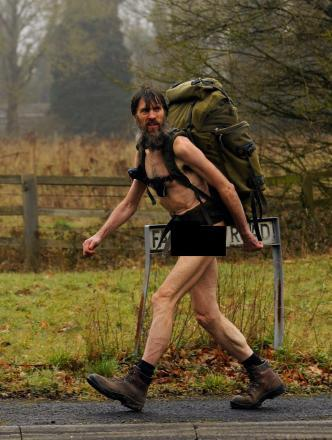 The Naked Rambler.