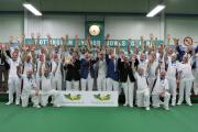 Hampshire's Wiltshire Farm Foods national  over-60  inter-county  title-winning team