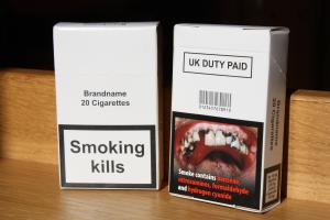 Hampshire-based tobacco giant launches legal challenge against UK Government's 'plain packaging' law