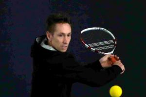 World number one Simon Roberts wins touchtennis event in Southampton