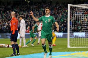 Long is Republic of Ireland's goal hero against Poland