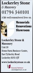 Lockerley Stone & Masonary Ltd