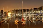 Caught on camera: Martin Curtis' illuminating view of the River Hamble