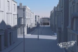 VIDEO: 1912 Southampton recreated in Titanic video game