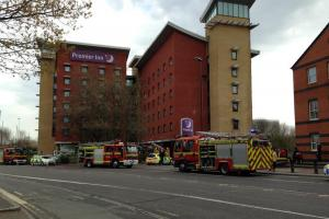 Arrest made after fires at hotels in Southampton