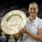 Daily Echo: Petra Kvitova is considered to be one of the leading grass-court players in the world