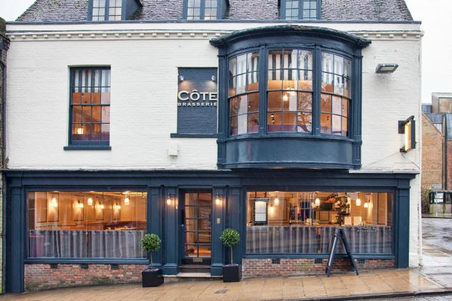 REVIEW: Côte Brasserie, Winchester