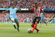 Manchester City 2-0 Southampton - in pictures