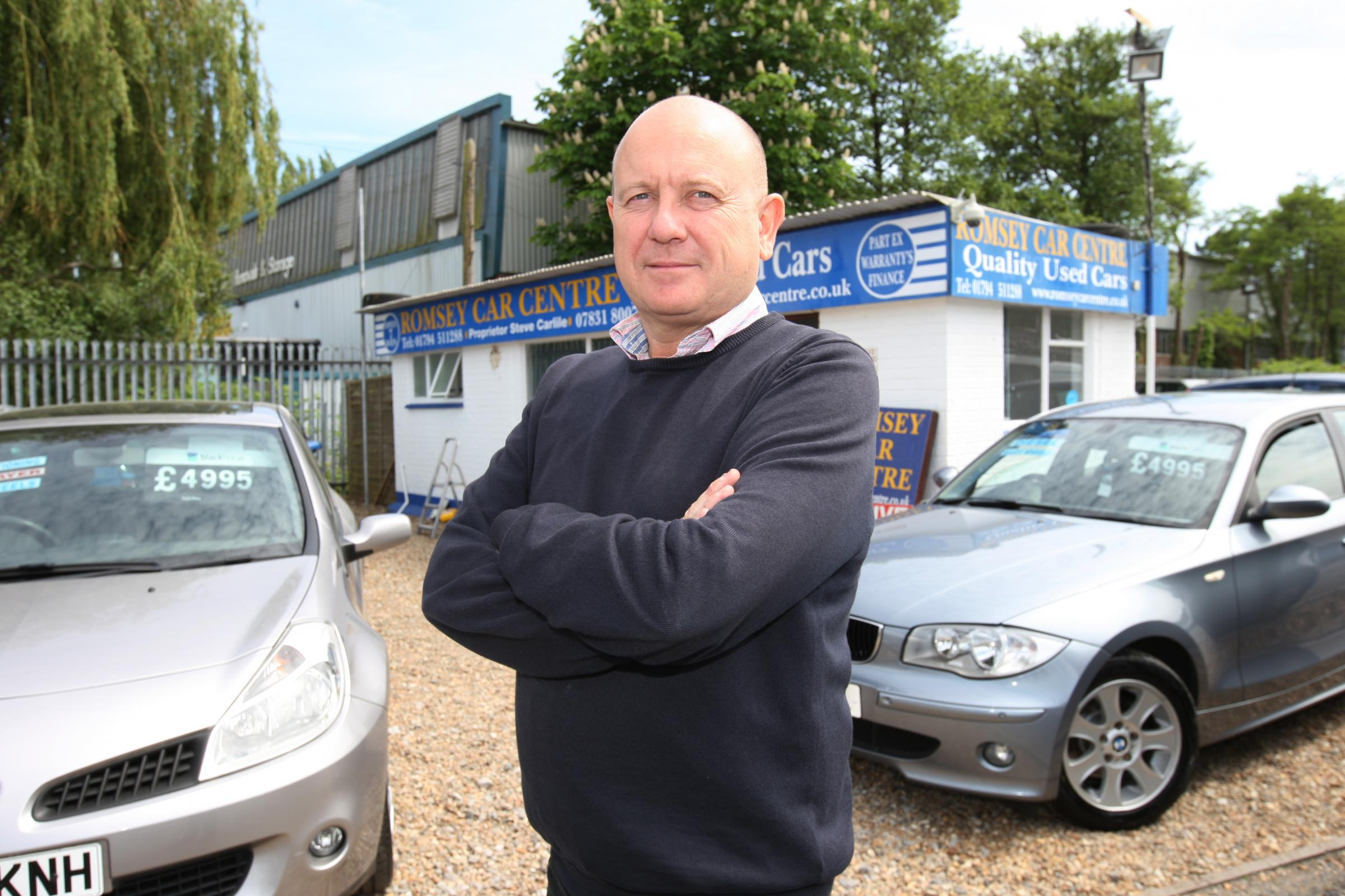 Romsey Car Centre >> Three Cars Worth 50 000 Were Stolen From Romsey Car Centre Leaving