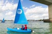 Southampton sailing academy helps more children get on the water