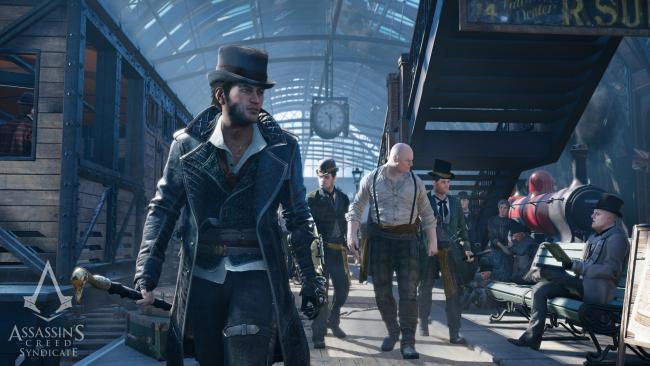 Get hands on with Assassin's Creed Syndicate